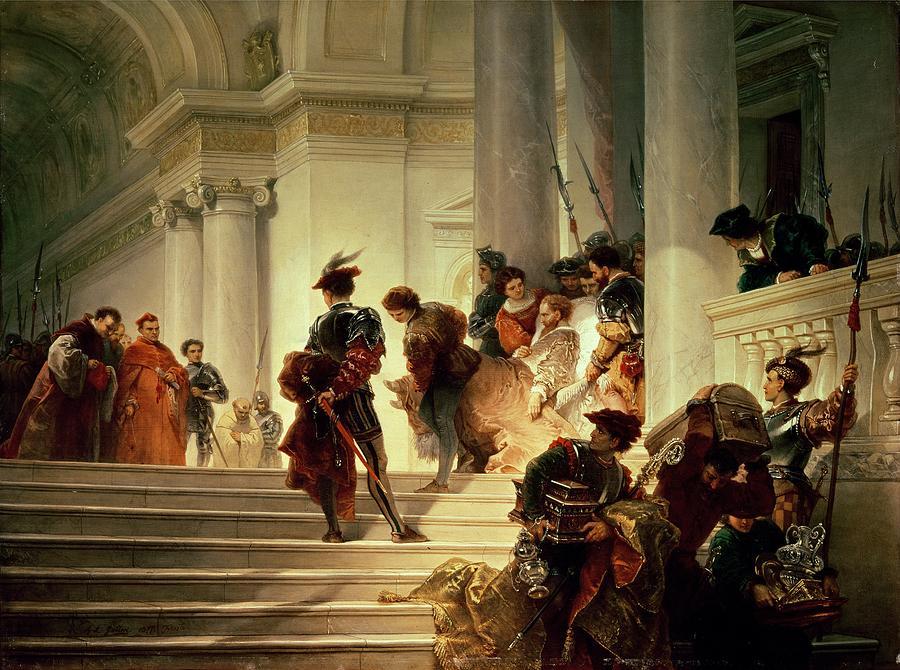 Cesare-borgia-leaving-the-vatican-giuseppe-lorenzo-gatteri