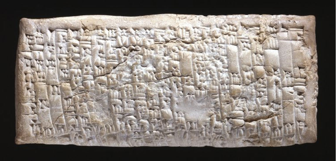 Ancient-Babylonian-Tablet 4,000-Year-Old Ancient Babylonian Tablet is Oldest Customer Service Complaint Ever Discovered