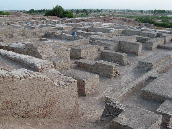 harappan civilization india maHENJO DARO