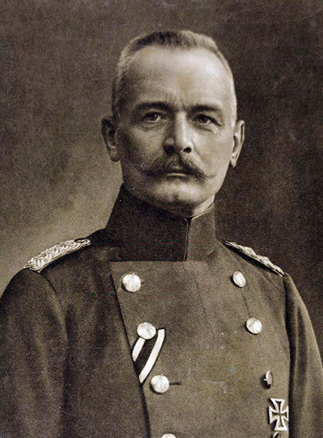 August 30, 1916 - Falkenhayn Given Command of Ninth Army for Romanian Campaign