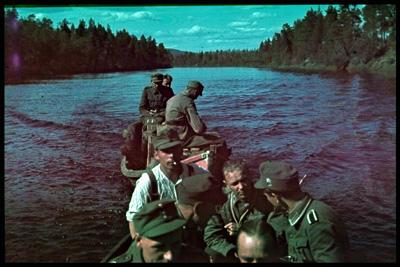 finlanf german lafland war