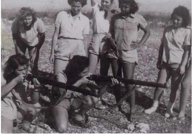 palmach traing 1946