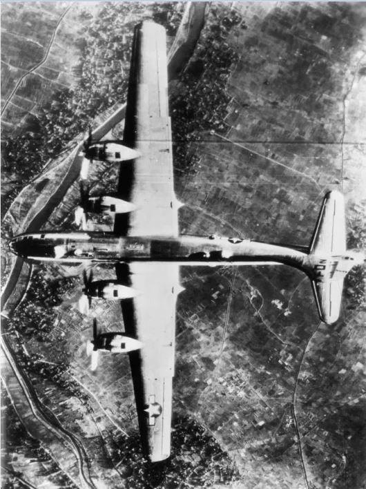 b-29-over-japan